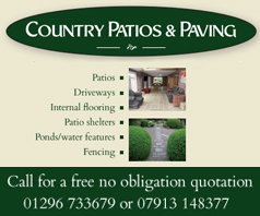 Country Patios and Paving