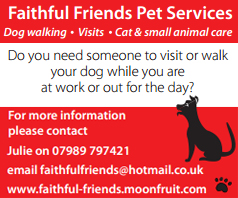 Faithful Friends Pet Services